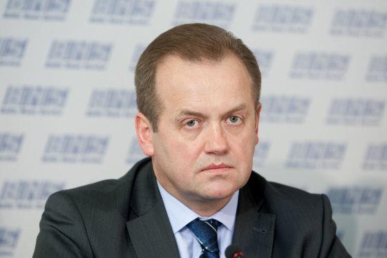 Vyginto Skaraičio/BFL nuotr./Seimo laikinosios energetikos komisijos vadovas Artūras Skardžius