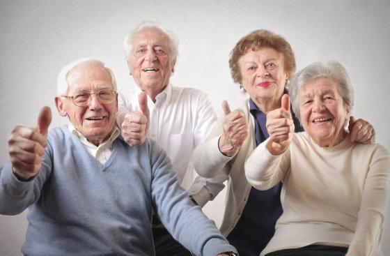Brandaus amžiaus žmonės