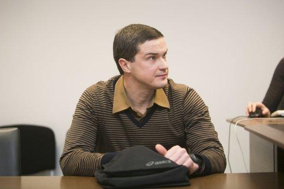 Irmanto Gelūno/15min.lt nuotr./Andrejui Zadneprovskiui – nemalonumai teisme