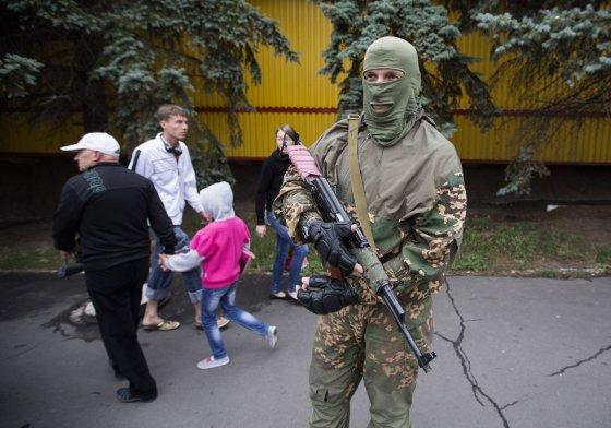 """Reuters""/""Scanpix"" nuotr./Teroristas Ukrainoje"