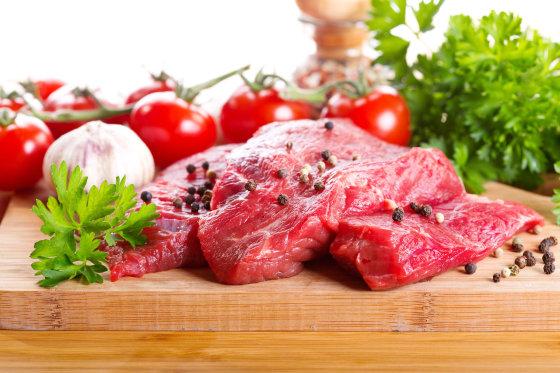 Fotolia nuotr./Jautiena yra viena iš kieičausių mėsų