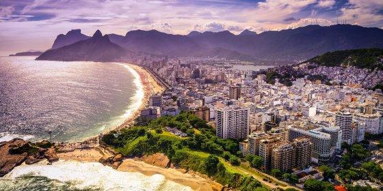 123rf.com nuotr./Rio de Žaneiras iš viršaus