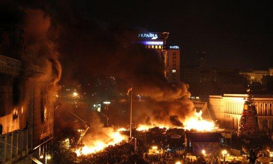 """""""Reuters""""/""""Scanpix"""" nuotr./Maidano aikštė"""