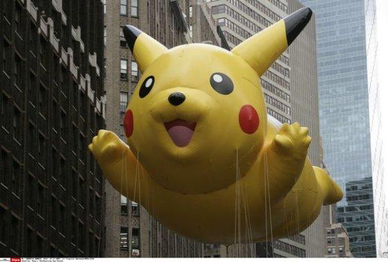 """""""Scanpix"""" nuotr./Europoje vaizdo žaidimų parduodama vis daugiau. Nuotraukoje – populiarus """"Pokemonų"""" personažas."""