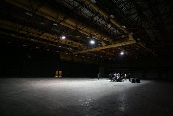 Juliaus Kalinsko/15min.lt nuotr./Teatro arena Vilniuje