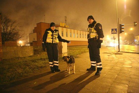 15min.lt nuotr./Incidentas Klaipėdoje