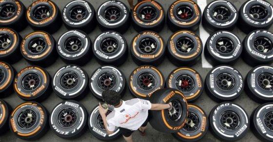 """Reuters""/""Scanpix"" nuotr./""Pirelli"" padangos"