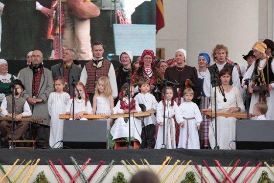 Atskamba tarptautinis folkloro festivalis