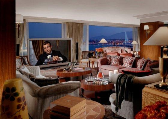"""Hotel President Wilson"" nuotr./""Hotel President Wilson"" viešbučio numeris"