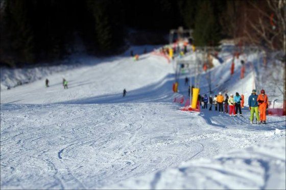 FB/matulaitis.lt nuotr./Liepkalnio slidinėjimo trasa