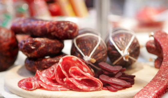 Šarūno Mažeikos/BFL nuotr./Mėsa