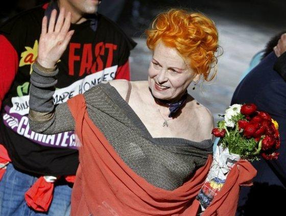 """""""Reuters""""/""""Scanpix"""" nuotr./Vivienne Westwood"""