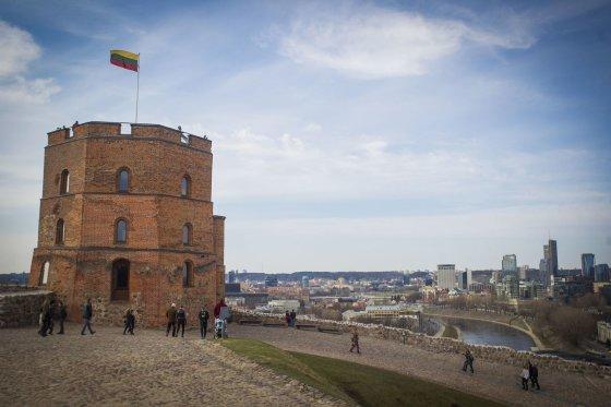 Irmanto Gelūno/15min.lt nuotr./Sekmadienis Vilniuje