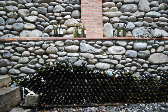 Audriaus Ožalo nuotr./Akivaizdu – vynas čia mėgstamas