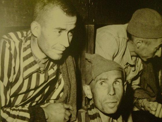Eglės Digrytės nuotr./Buvusioje Dachau koncentracijos stovykloje