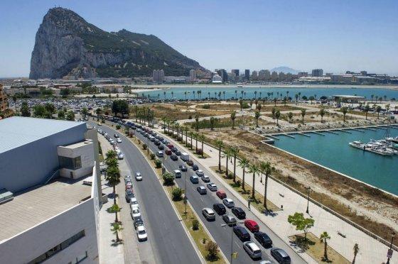"AFP/""Scanpix"" nuotr./Gibraltaras"