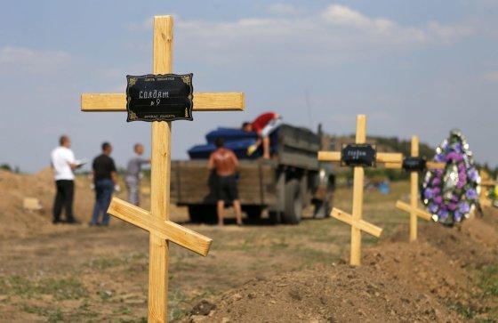 """Reuters""/""Scanpix"" nuotr./Teroristų kapai"