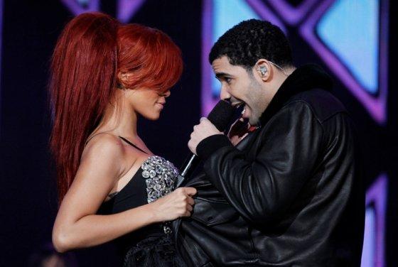 """Reuters""/""Scanpix"" nuotr./Rihanna ir Drake"