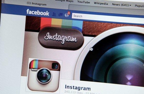 """AFP/""""Scanpix"""" nuotr./""""Facebook"""" nusipirko populiarią nuotraukų dalinimosi aplikaciją """"Instagram""""."""