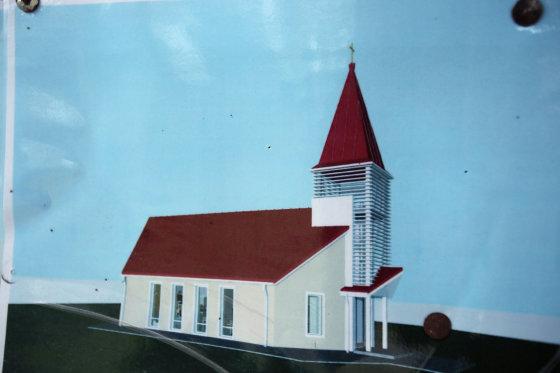 Eriko Ovčarenko/15min.lt nuotr./Paštuvos bažnyčia