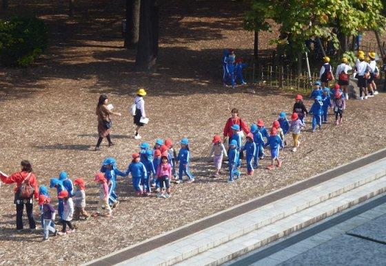 Eglės Digrytės nuotr./Japonų vaikai