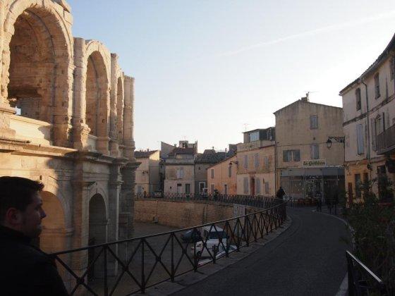 Arlis. Amfiteatras