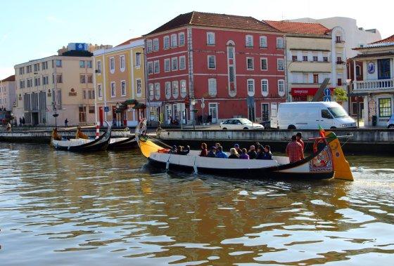 Aveire gali pasijausti lyg Venecijoje