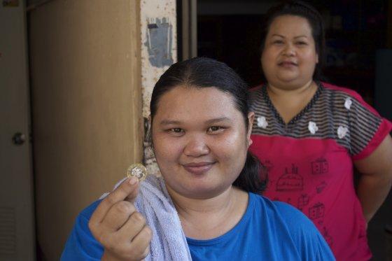 Lietuviški pinigai Pietryčių Azijos žemėje paleisti į apyvartą