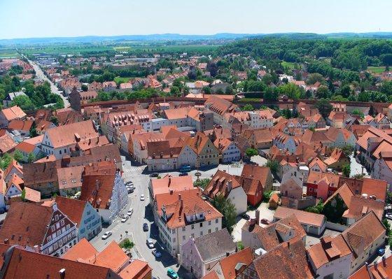 Nordlingenas, Vokietija