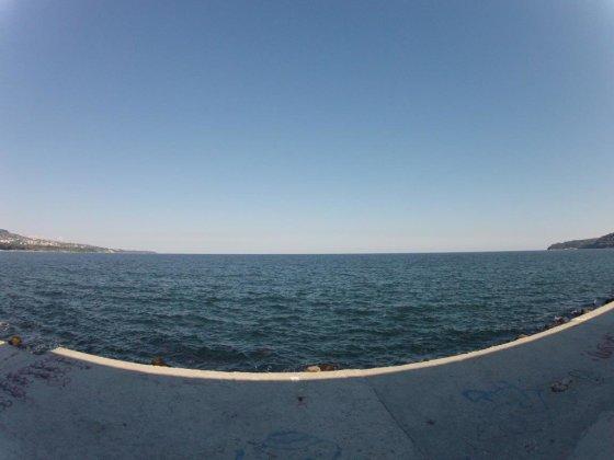 Vaizdas į Juodąją jūrą