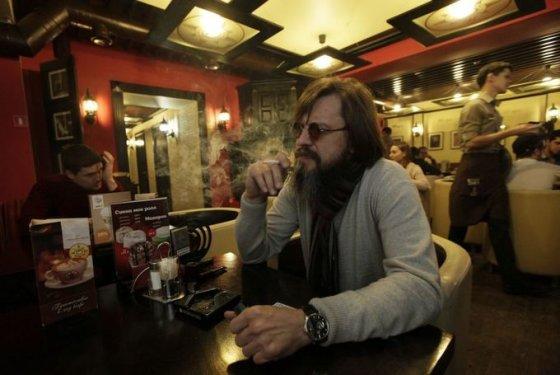 Reuters/Scanpix nuotr./Rusijoje rūko apie 40 proc. gyventojų.