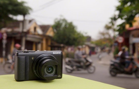 """""""Sony"""" nuotr./Fotoaparatas """"Sony HX50"""""""