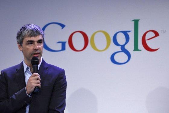 """Reuters""/""Scanpix"" nuotr./""Google"" generalinis direktorius Larry Page'as"