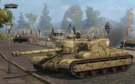 """Worldoftanks.eu iliustr./Žaidimas """"World of Tanks"""""""