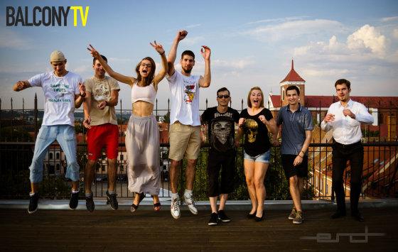 """""""Balcony TV Kaunas"""""""
