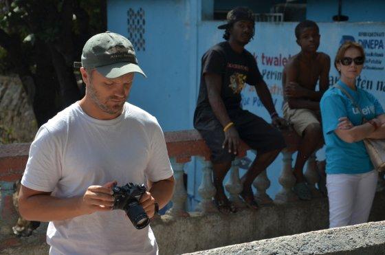 UNICEF nuotr./Giedrius Savickas Haityje