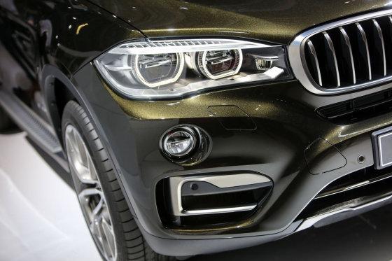 Juliaus Kalinsko/15min.lt nuotr./BMW X6