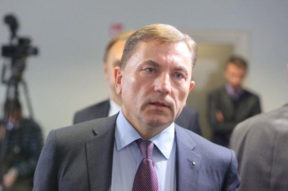 Juliaus Kalinsko/15min.lt nuotr./Gintaras Balčiūnas