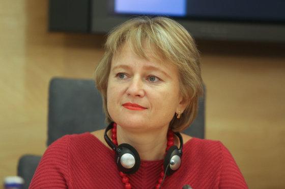 Juliaus Kalinsko/15min.lt nuotr./Natalija Birutė Bimbiraitė