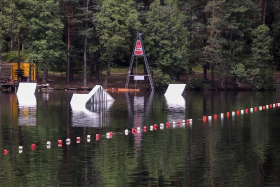 Juliaus Kalinsko/15min.lt nuotr./Prie Balžio ežero