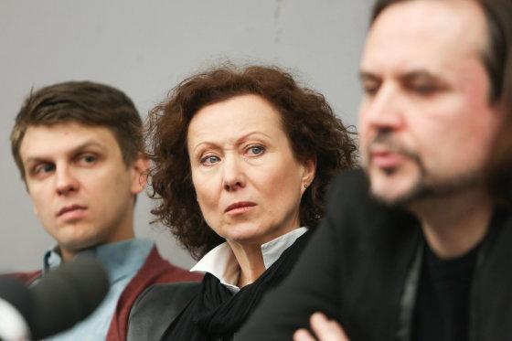 Juliaus Kalinsko/15min.lt nuotr./Nelė Savičenko