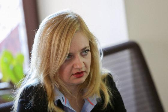 Juliaus Kalinsko/15min.lt nuotr./Rūta Medaiskytė
