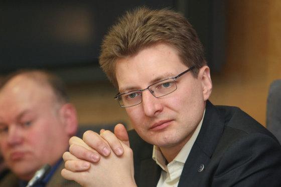 Juliaus Kalinsko/15min.lt nuotr./Dainius Radzevičius