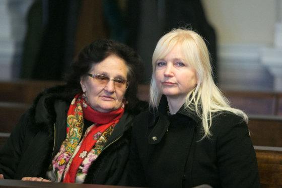 Juliaus Kalinsko/15min.lt nuotr./Jadvyga Daktarienė ir Ramutė Daktarienė