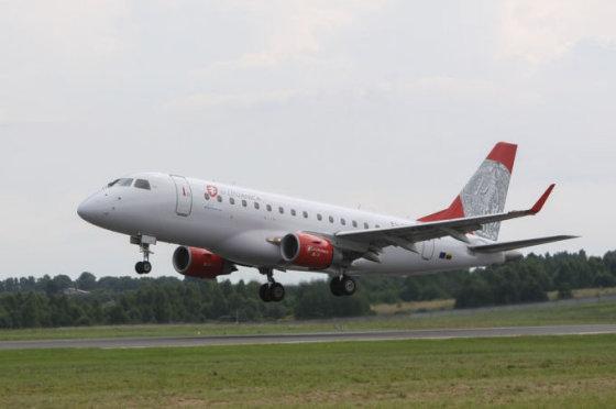"""""""Air Lituanica"""" lėktuvas"""