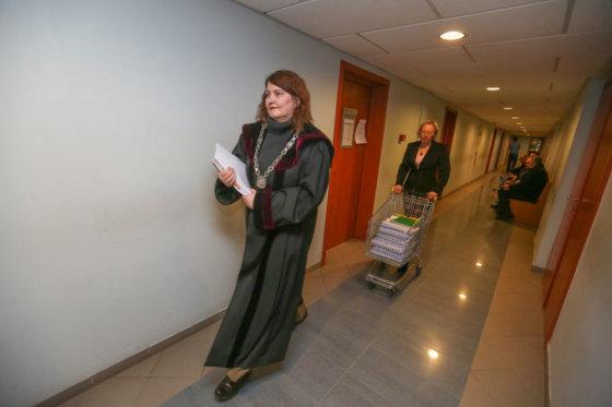 Teisėja Irma Randakevičienė