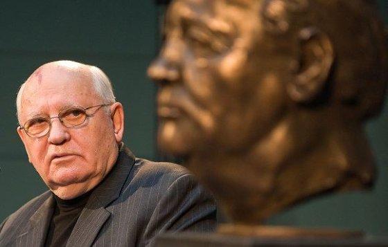 Buvęs Sovietų Sąjungos lyderis Michailas Gorbačiovas