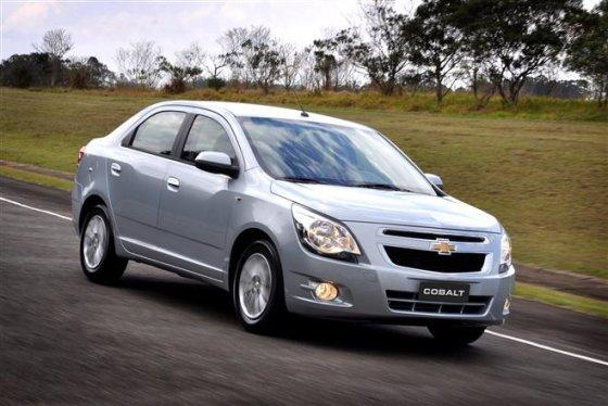 "Gamintojo nuotr./""Chevrolet Cobalt"""
