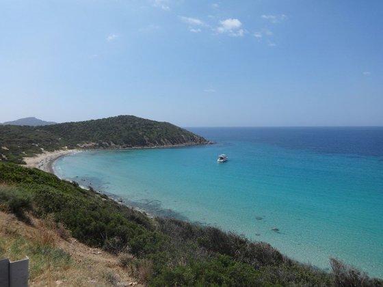 Eimučio Kvoščiausko nuotr./Eimučio Kvoščiausko atostogų akimirka Sardinijoje