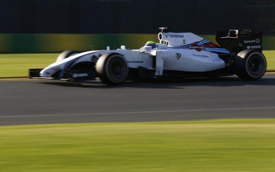 """""""Reuters""""/""""Scanpix"""" nuotr./Felipe Massa"""